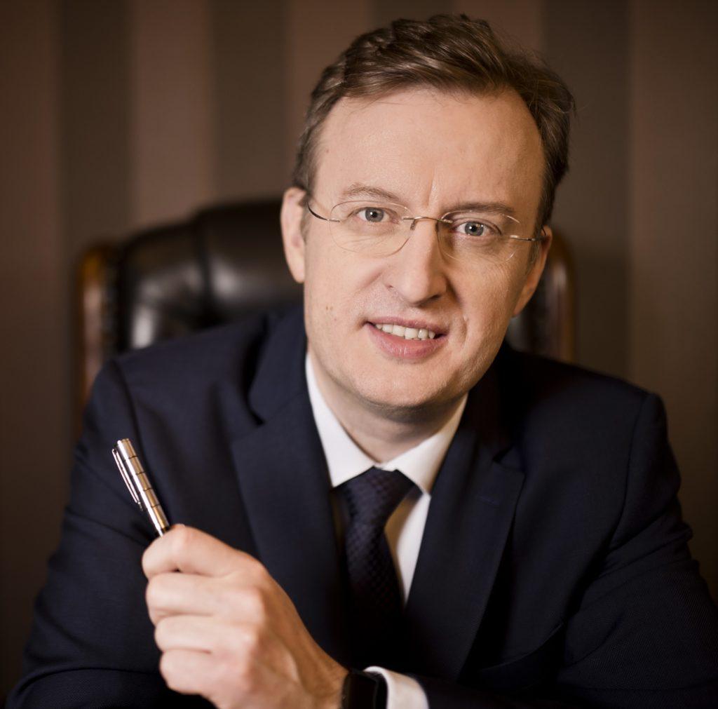 Adam Sikorski, prezes zarządu Unimot SA